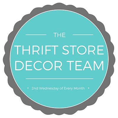 thrift store decor team logo