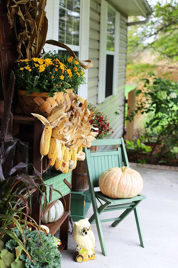 Fall Decor For Your Front Porch.