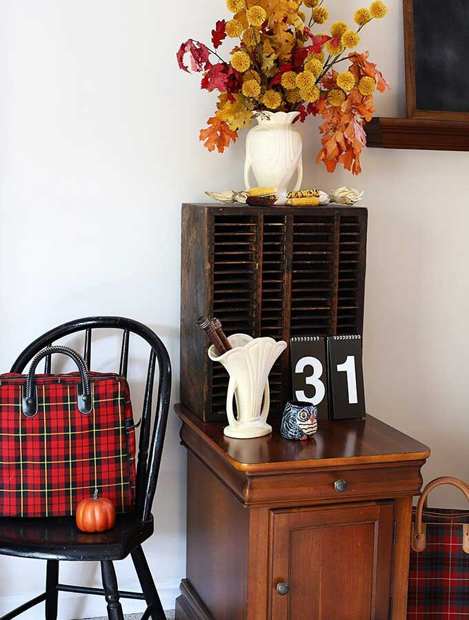 Late Fall Home Decor