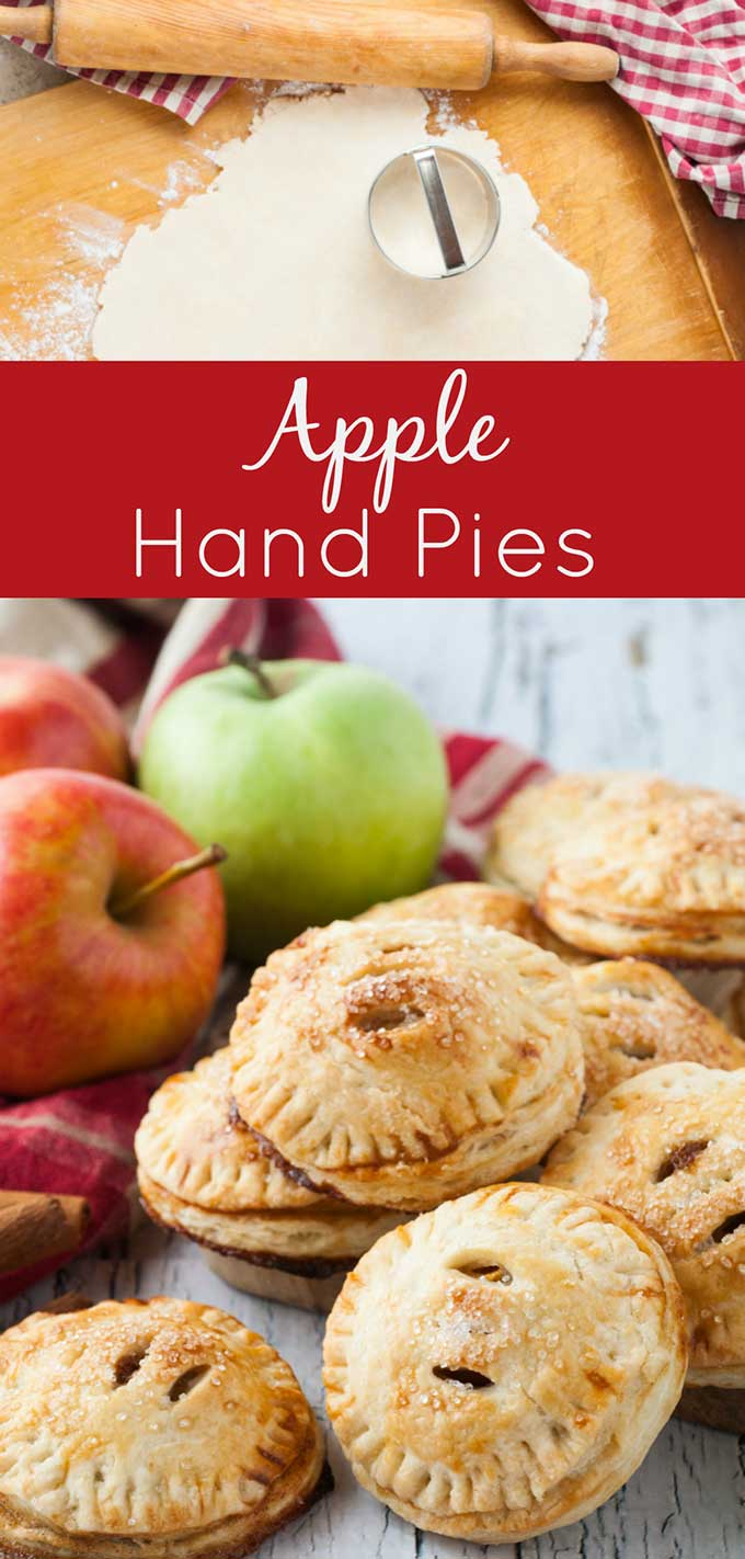 how to make apple hand pies