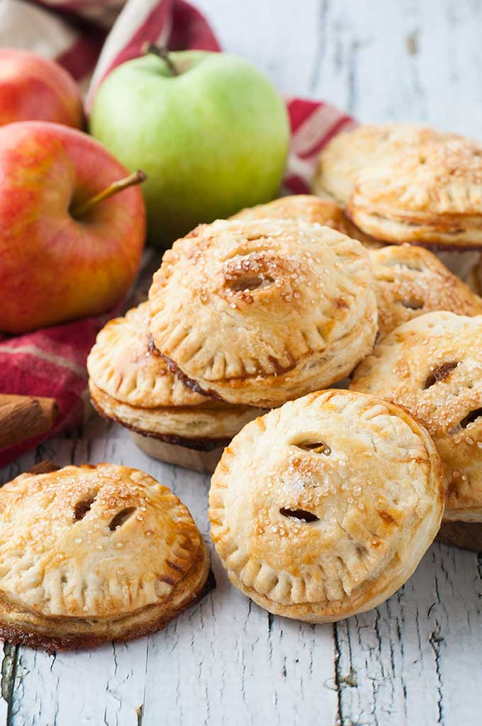 Homemade Apple Hand Pies House Of Hawthornes