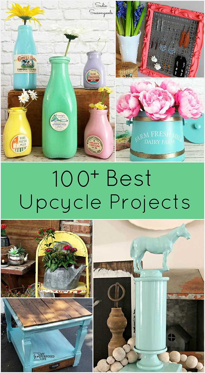 Best upcycle ideas