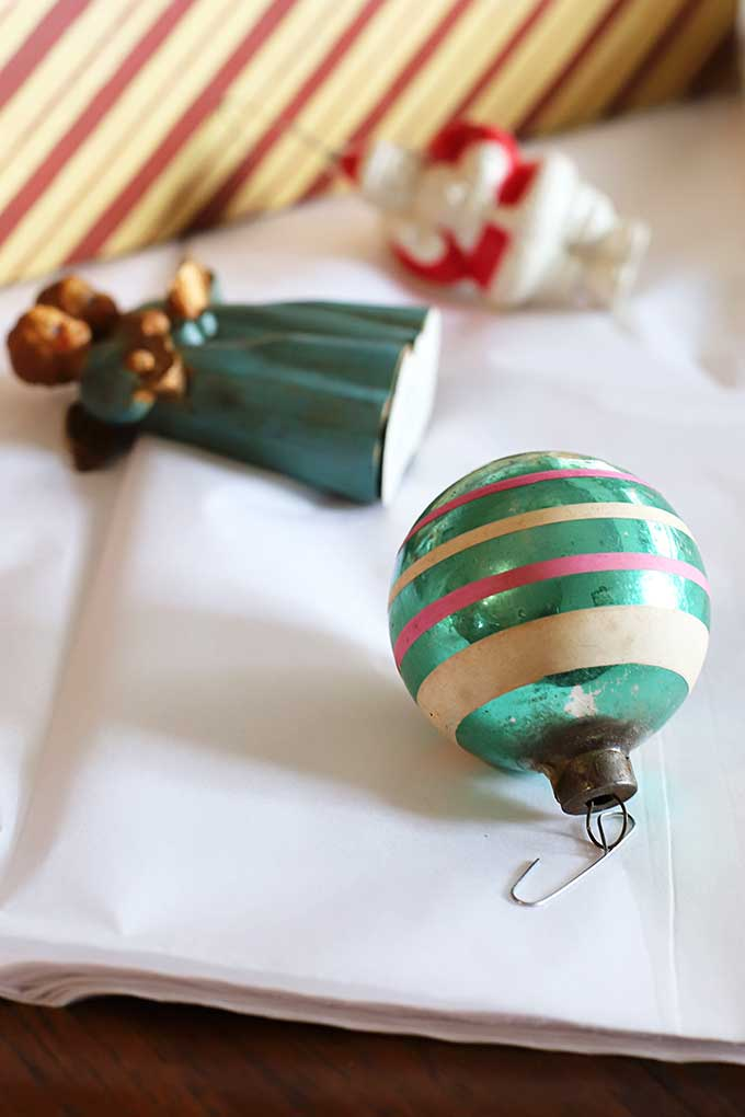 Tips for Christmas ornament storage