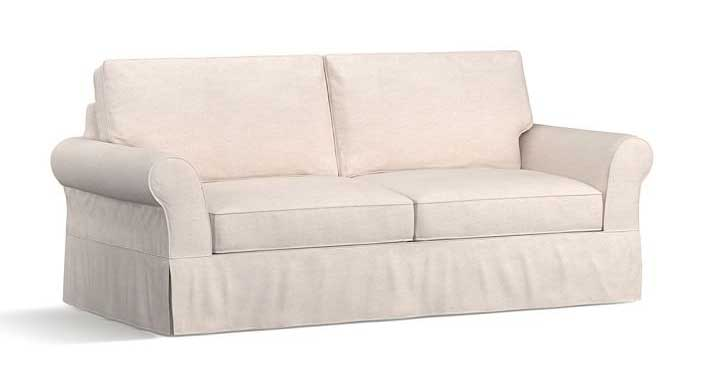 Pottery Barn Comfort Slipcovered Sofa