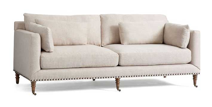 Tallulah Upholstered Sofa from Pottery Barn