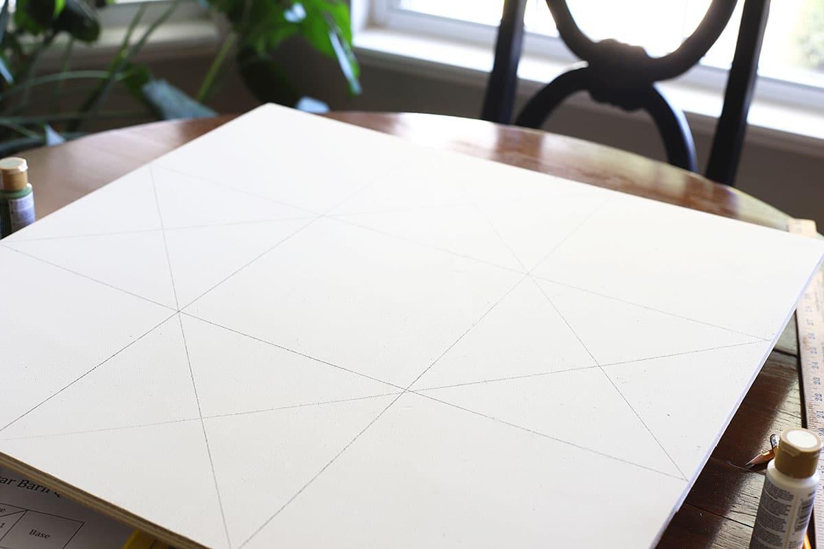barn quilt graph