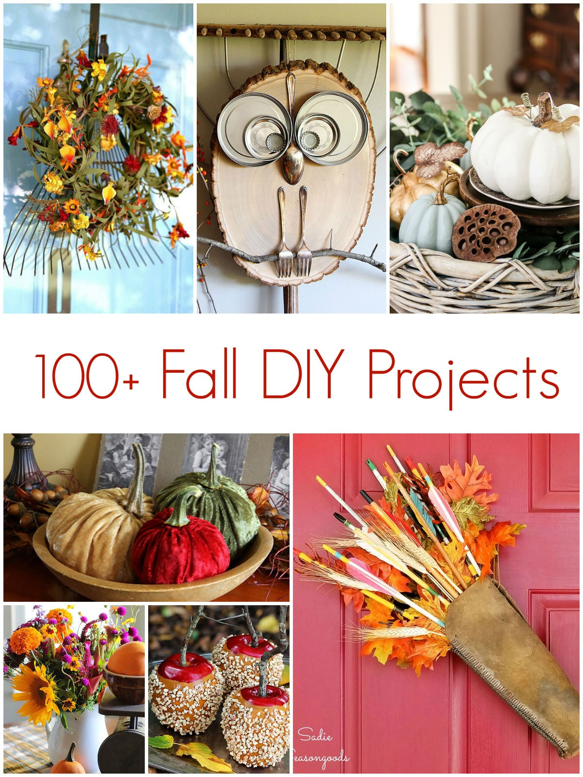 100 Best DIY Fall Decor Ideas