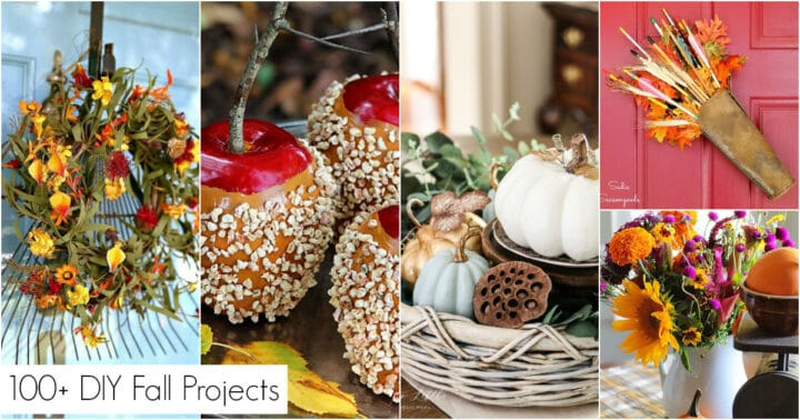 100 best fall projects and crafts