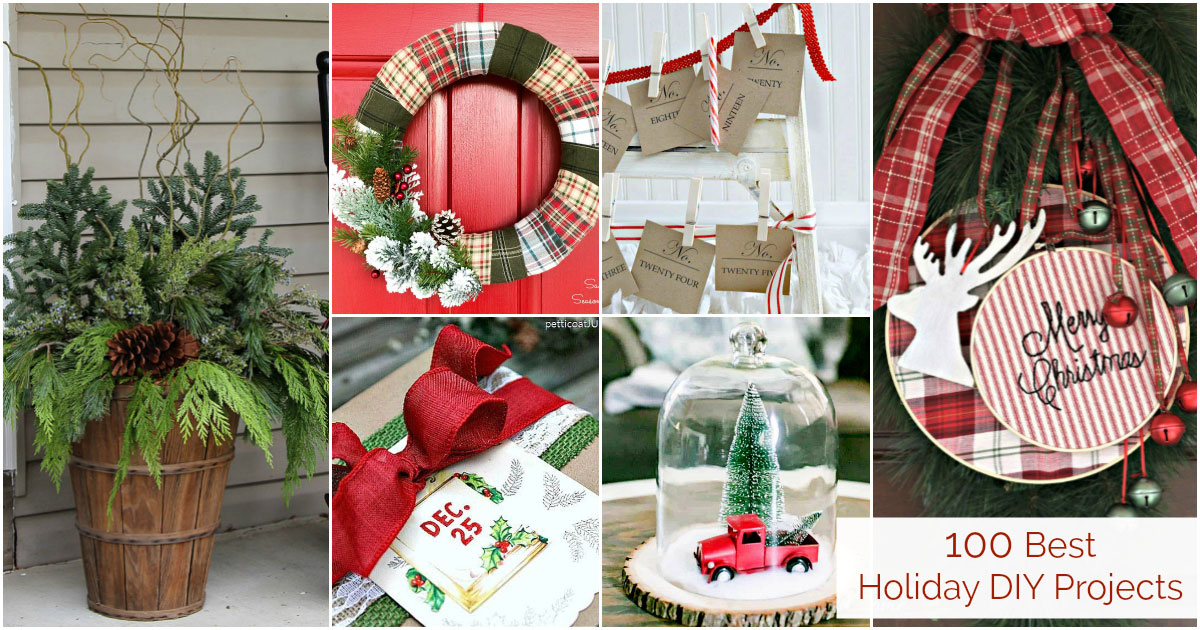 Best DIY holiday decor and projects