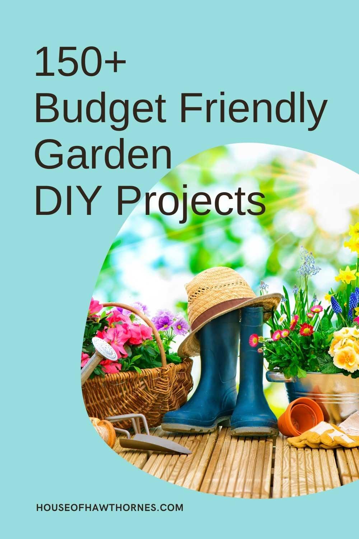 budget friendly garden DIY projects