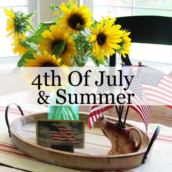 4th Of July Decorations, Crafts And Recipes