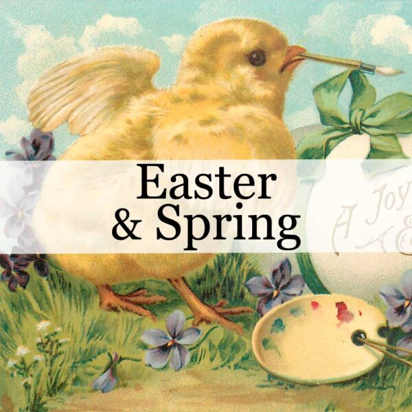 Spring Decorations And Crafts